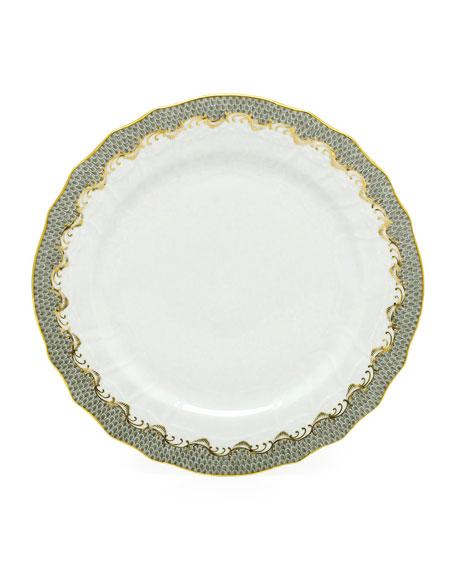 Fishscale Service Plate