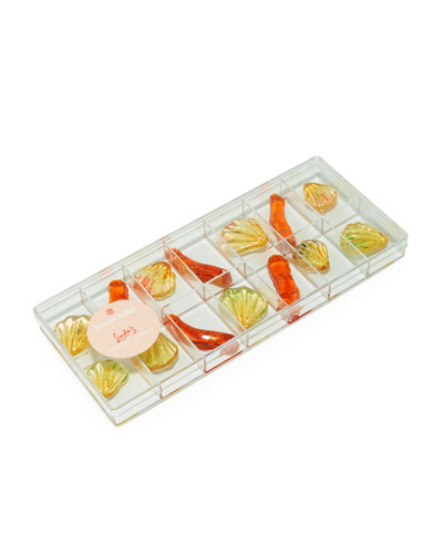 Mermaid Food 14-Piece Candy Box