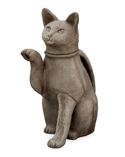 Large Cat Teapot