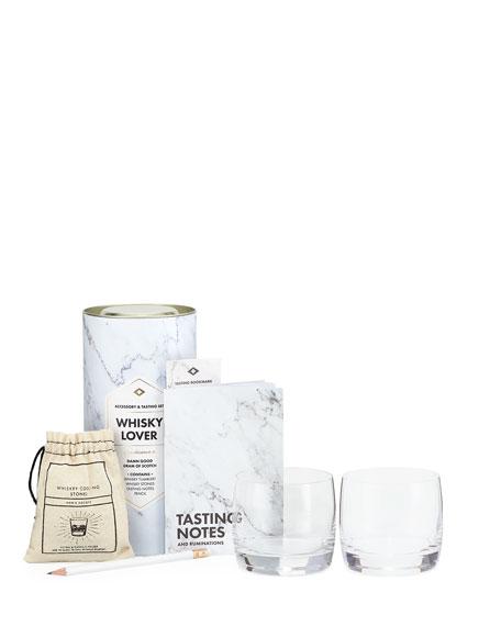 Men's Society Whiskey Lover Gift Pack