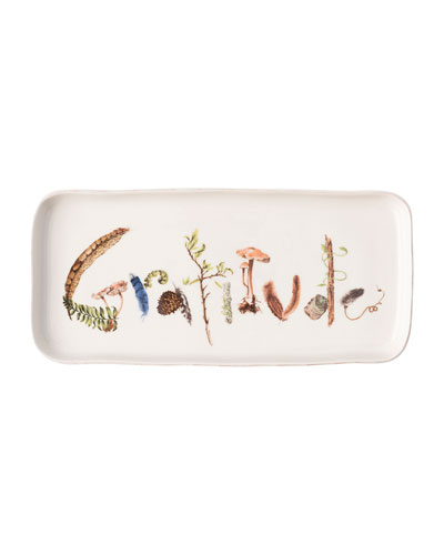 Forest Walk Gratitude Gift Tray
