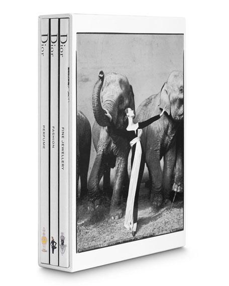 Dior - Three Volume Slipcase Book Set