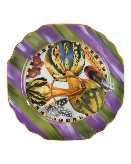 Pheasant Run Dessert Plate