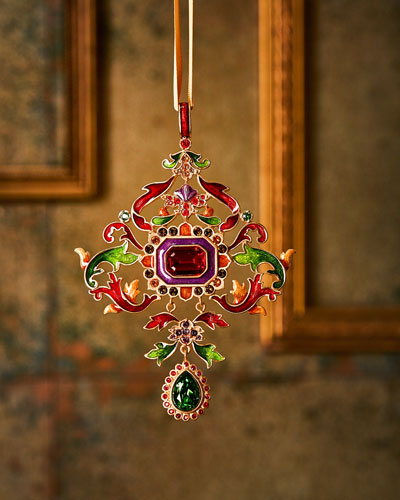Low Price Christmas Decorations: Jay Strongwater Decorations : Frames & Ornaments At