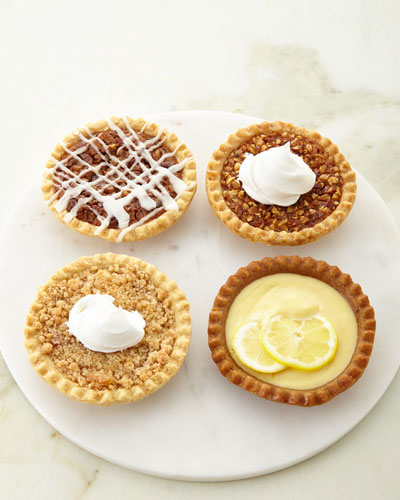 Boozy Pie Flight  Set of 4