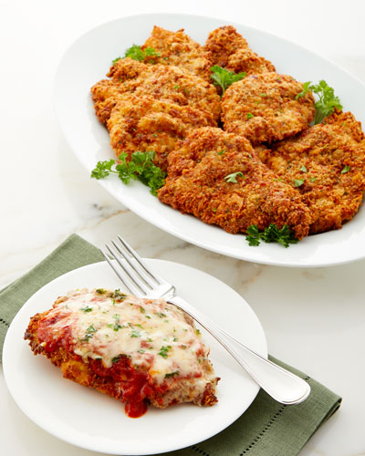 Parmesan Crusted Chicken Breasts  Set of 8