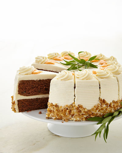 Old Fashion Carrot Cake