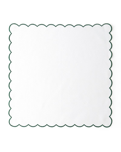 Pique Napkins  Set of 4