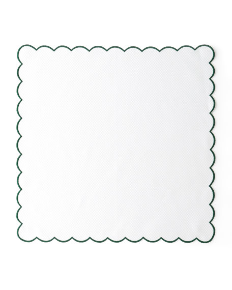 Pique Napkins, Set of 4