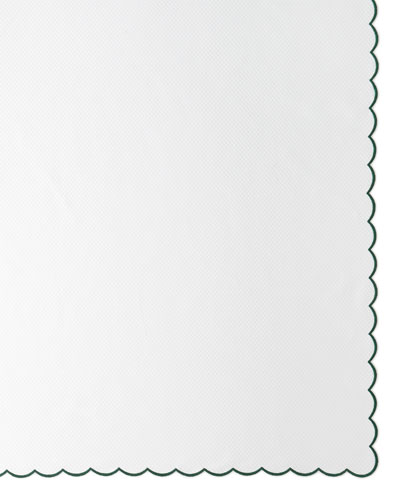 Pique Tablecloth  90Dia.