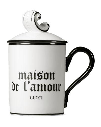 Maison de L'Amour Mug