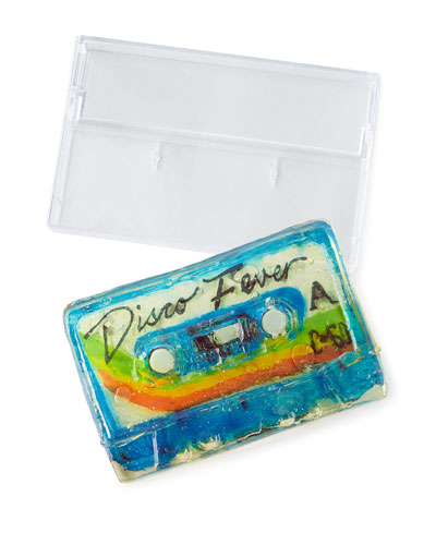 Disco Fever Cassette Tape Candy