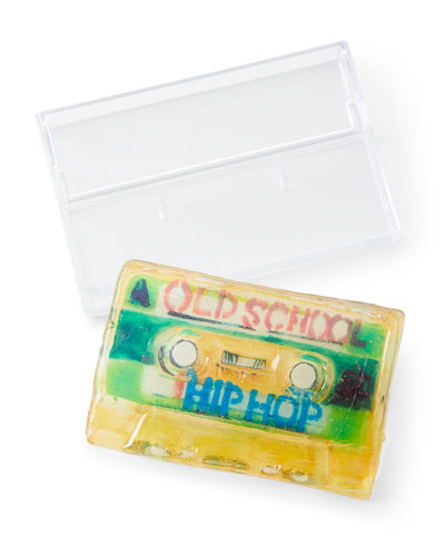Old School Hip Hop Cassette Tape Candy