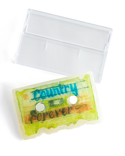 Country Forever Cassette Tape Candy