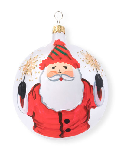 Limited Edition Old St. Nick Ornament
