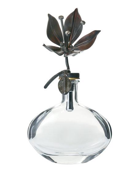 Jan Barboglio Passion Flower Decanter