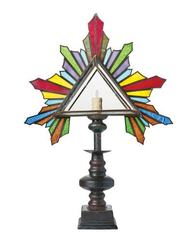 Ojo D'Rancho Vidrio Lamp