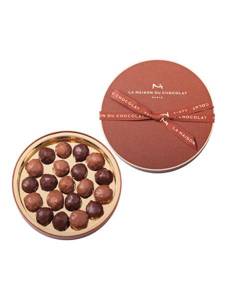 La Maison Du Chocolat 20-Piece Petite Rocher Box
