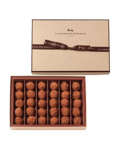 30-Piece Fine Champagne Truffles Box