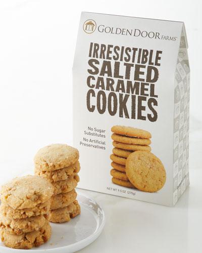 Irresistible Salted Caramel Cookies