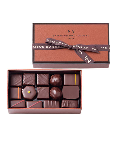 29-Piece Coffret Maison Dark Chocolate Box