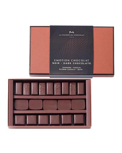 Emotion Dark Chocolate Gift Box