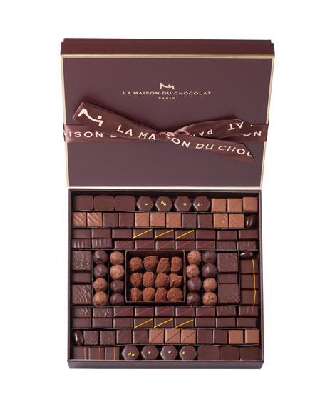 La Maison Du Chocolat 119-Piece Maison Box