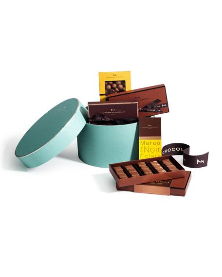 La Maison Du Chocolat Emeraude Hatbox