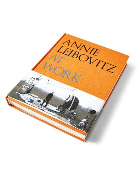 """Annie Leibovitz at Work"" Signed Book"
