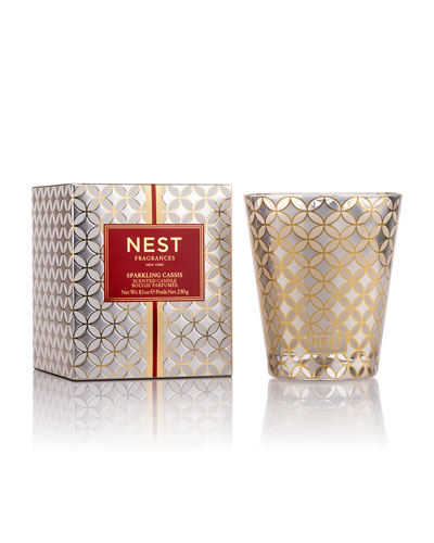 Sparkling Cassis Classic Candle