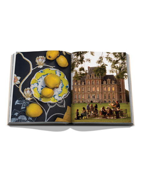 Chateau Life Book