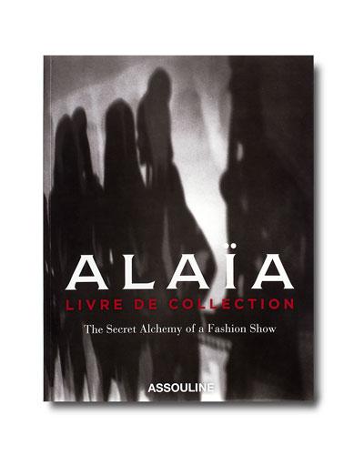 Alaia Livre de Collection  Book