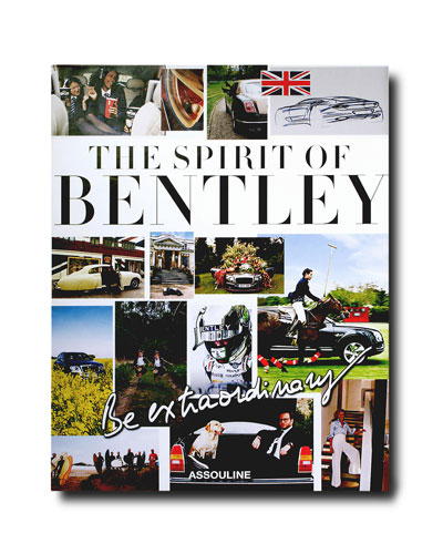 The Spirit of Bentley  Book