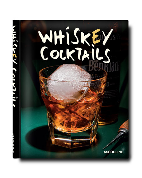 Whiskey Cocktails  Book