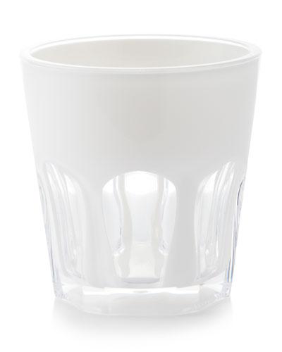 Gulli Acrylic Tumbler  White