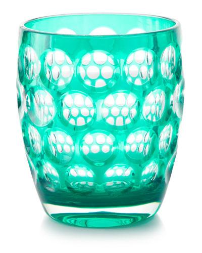 Lente Acrylic Tumbler  Green