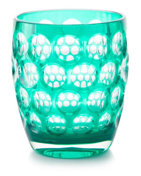 Lente Acrylic Tumbler, Green