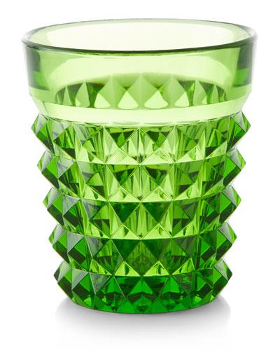 Palazzo Acrylic Tumbler  Green