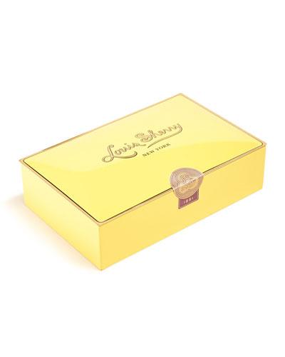 Canary 12-Piece Assorted Chocolate Truffle Tin
