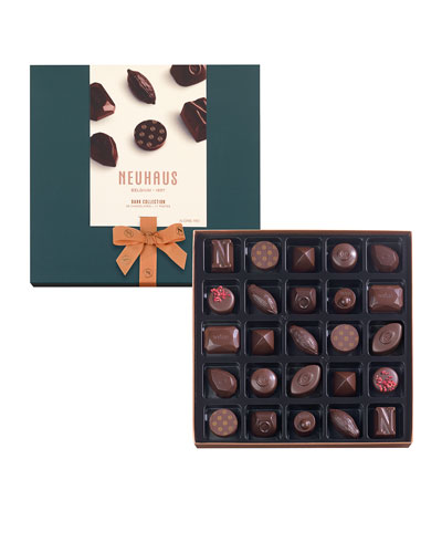 25-Piece Dark Chocolate Collection