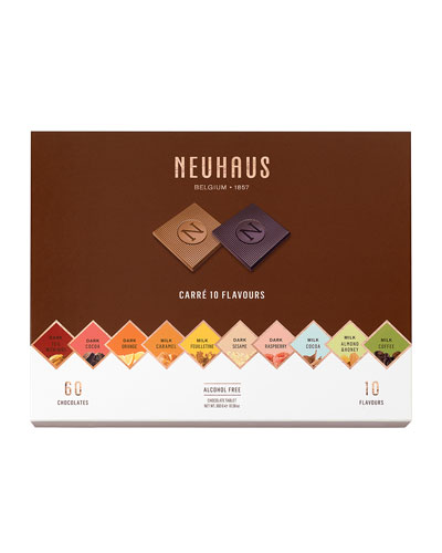60-Piece Milk & Dark Chocolate Assortment