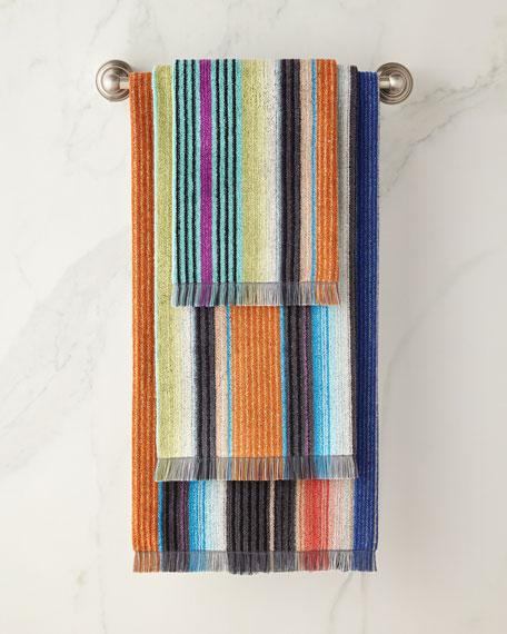 Viviette 5-Piece Towel Set