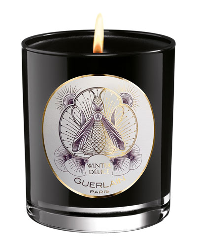 Winter Delices Christmas Candle