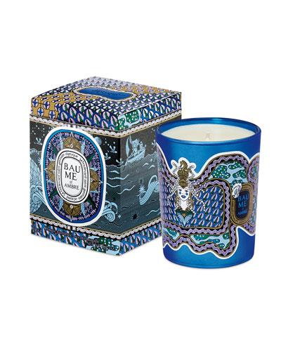 Candle Baume d'Ambre