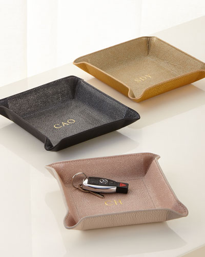 Valet Tray  Personalized
