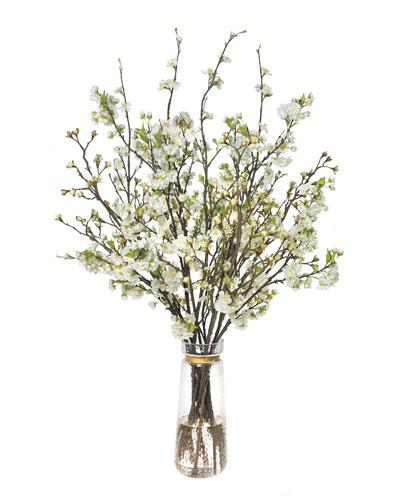 Mixed Blossom Branches Floral Arrangement