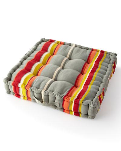 Boheme Stripe Floor Cushion