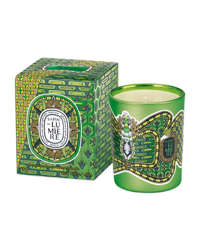 Sapin de Lumiere Scented Candle, 2.5 oz. / 70g