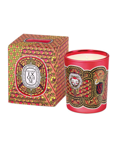 Amande Exquise  Scented Candle, 2.5 oz. / 70g