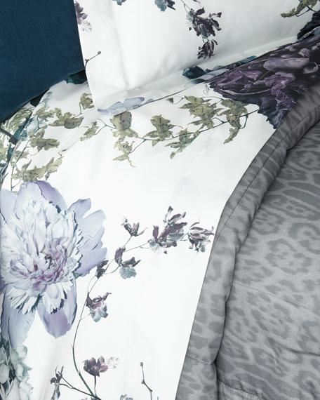 Floris Queen Flat Sheet